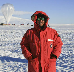 Aleksandr Novikov, físico da Universidade Nacional de Pesquisa Nuclear da Rússia (MEPhI)
