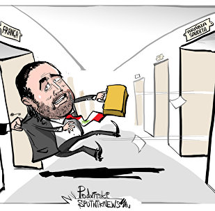 Ex-premiê libanês continua pulando de porta em porta
