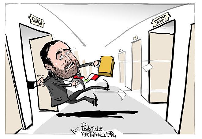Macron receberá Hariri