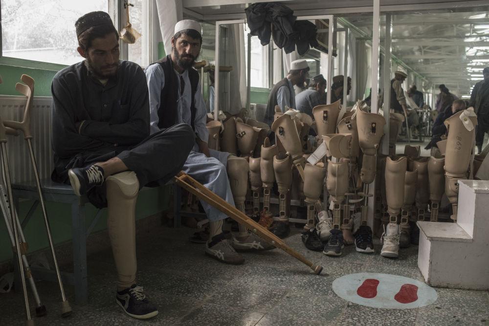 Hospital Ortopédico de Cabul, Afeganistão