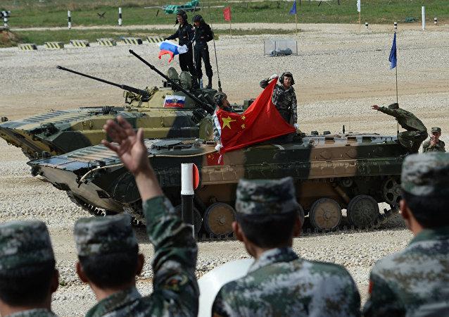 Veículo blindado chinês