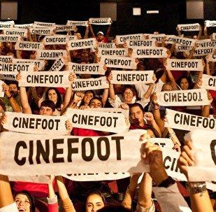 Festival de de filmes de futebol Cine Foot