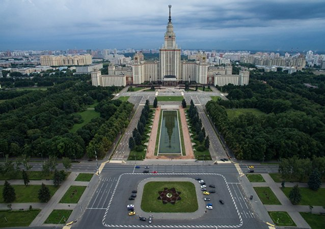 Lomonosov Moscow State University.