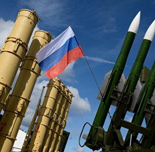 Sistema da defesa antimíssil russo