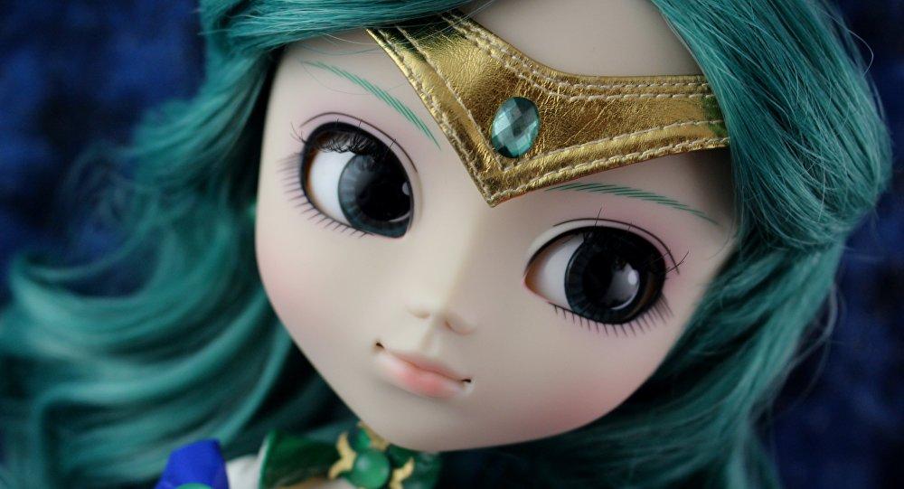 Boneca de anime