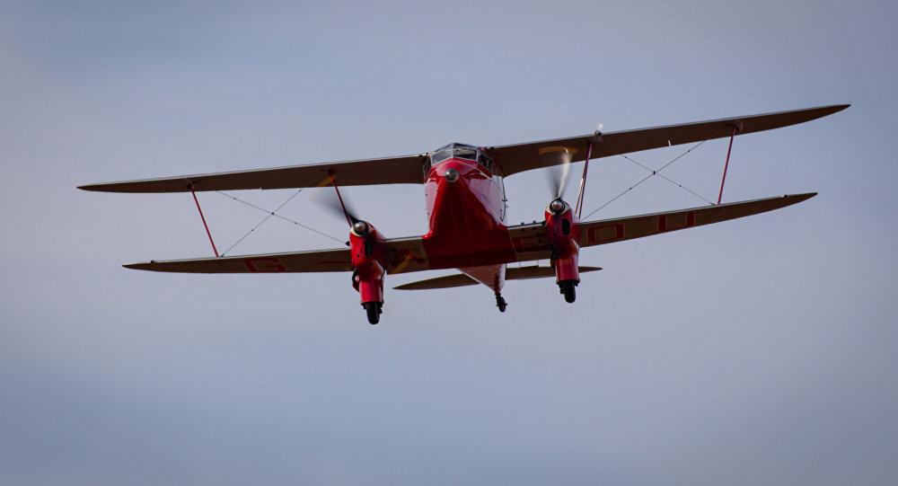 Avião de Havilland DH.90 Dragonfly