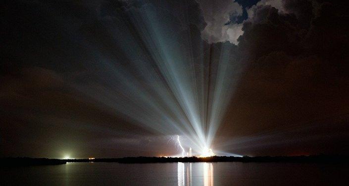 Fenômeno de luz