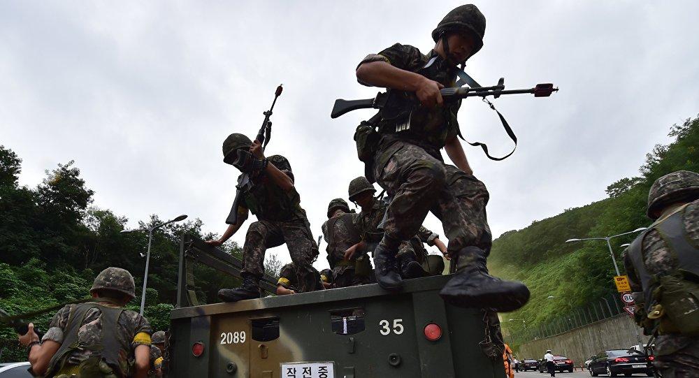 Forças aéreas dos EUA e Coreia do Sul iniciam exercício conjunto