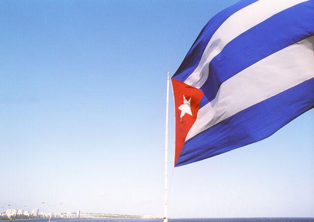 Bandeira da Cuba