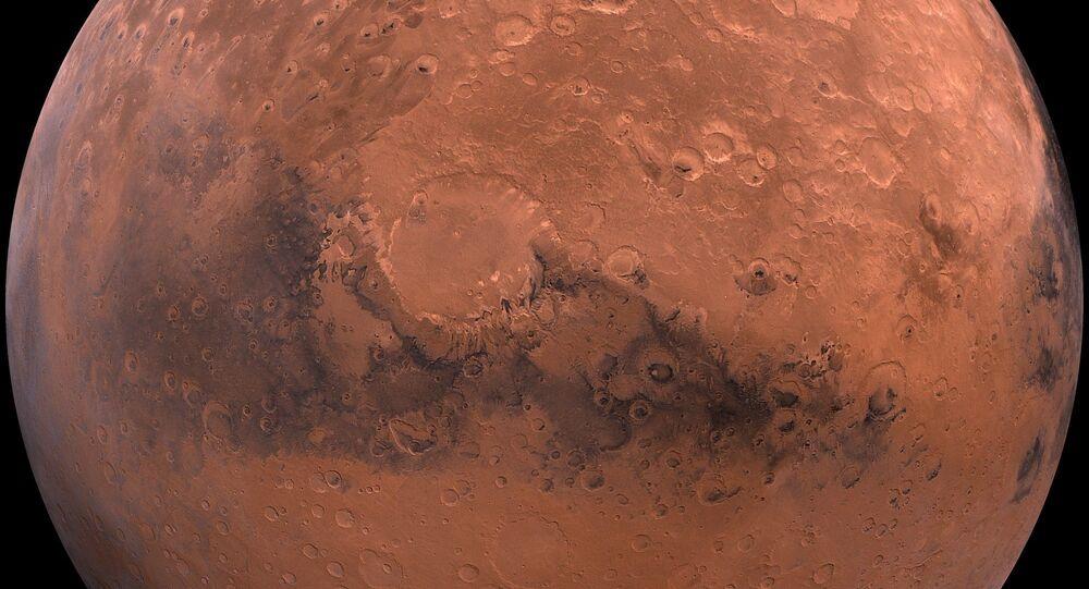 Imagem de Marte