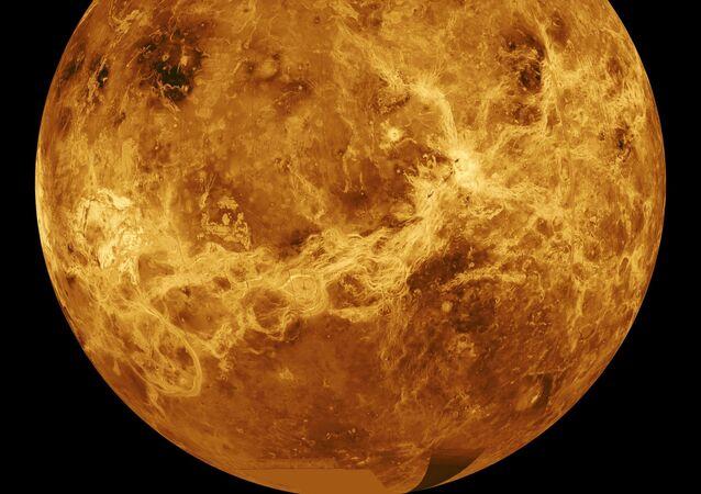 Imagem de Vênus (foto de arquivo)