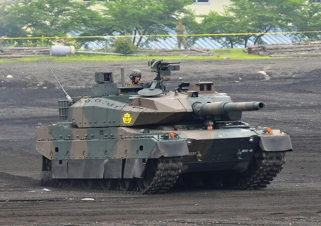 Tanque japonês Type 10