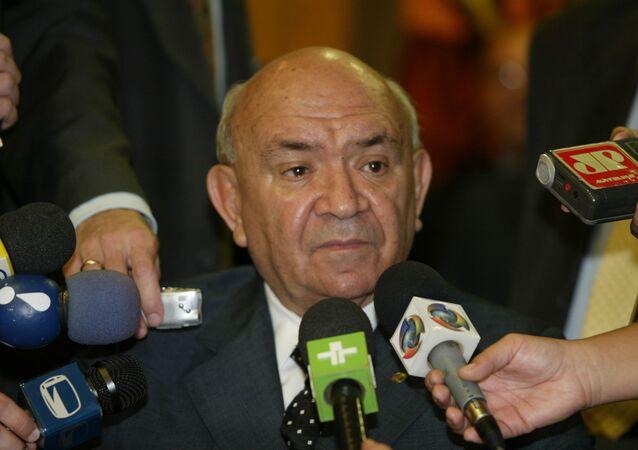 Severino José Cavalcanti Ferreira, ex-presidente da Câmara dos Deputados
