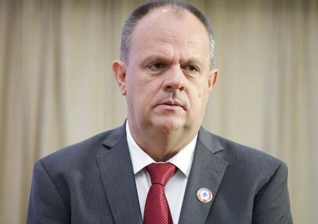 governador de Sergipe, Belivaldo Chagas