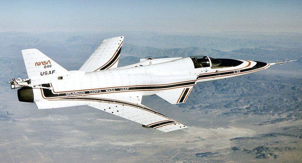 Protótipo número 2 da tecnologia X-29
