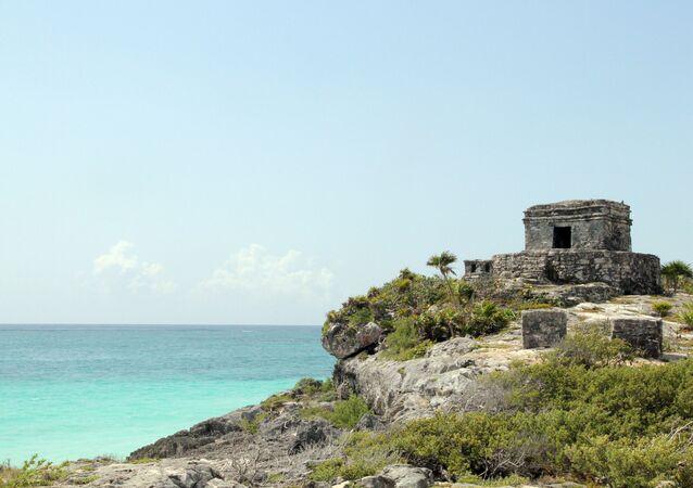 Foto de costa mexicana