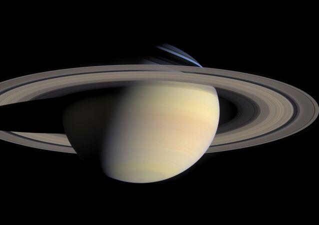 Imagem de Saturno