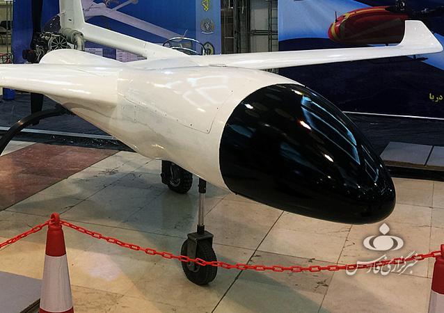 Drone iraniano Kaman-12
