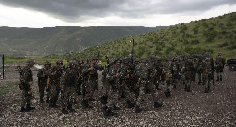 Região de Nagorno-Karabakh