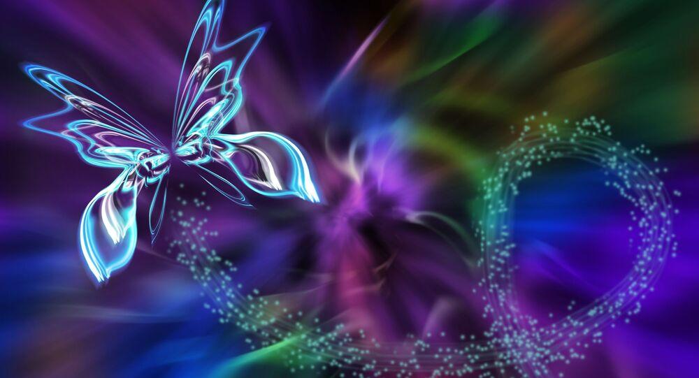 Imagem de borboleta