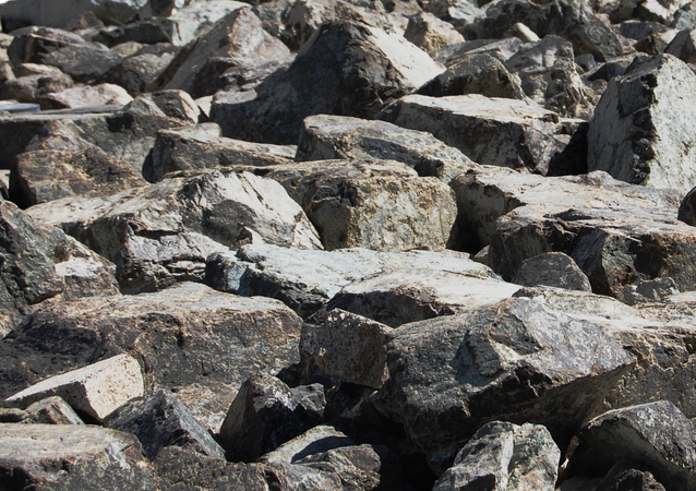 Pedras (imagem referencial)