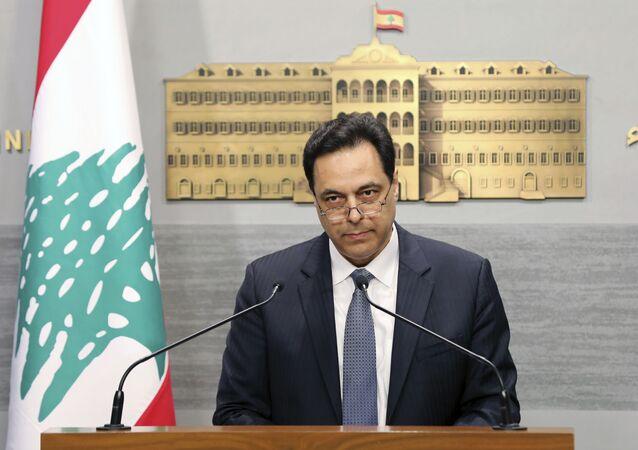 Primeiro-ministro do Líbano, Hassan Diab