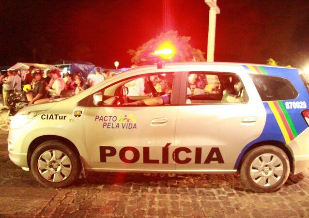Polícia de Recife