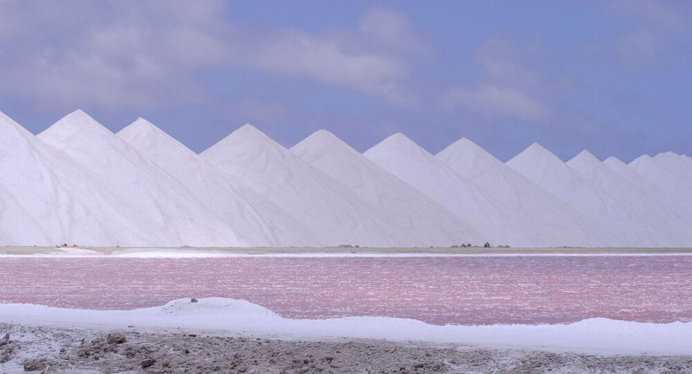Pirâmides Brancas
