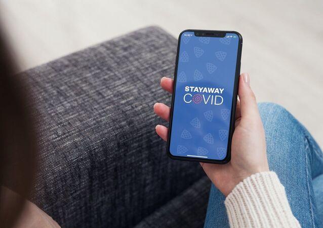 Aplicativo português STAYAWAY COVID vai alertar quem esteve perto de um usuário infectado