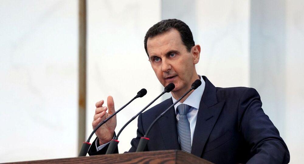 Assad: novas sanções contra Síria são estratégia americana de assédio para estrangular povo sírio