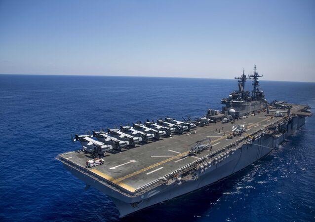 Navio de assalto anfíbio USS Wasp (LHD 1)