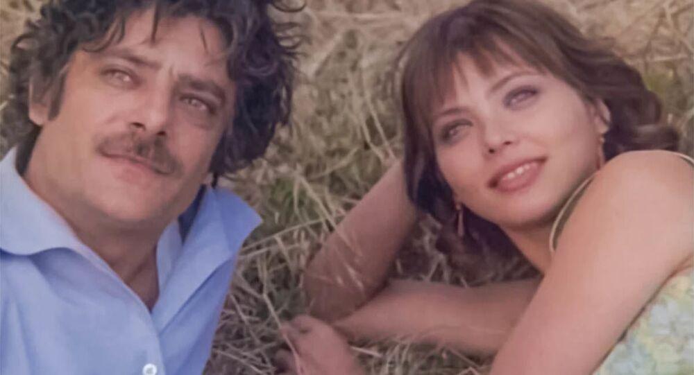 Giancarlos Giannini e Ornella Muti em cena do filme A Vida é Maravilhosa, de 1979