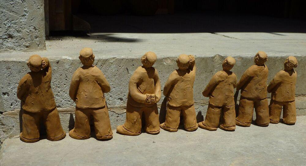 Figuras de argila