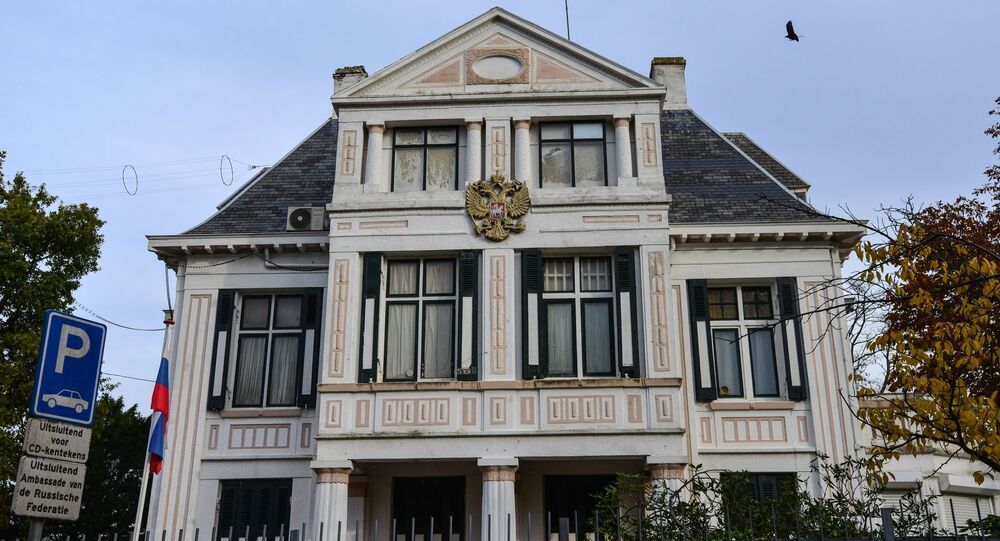 Embaixada da Rússia em Haia