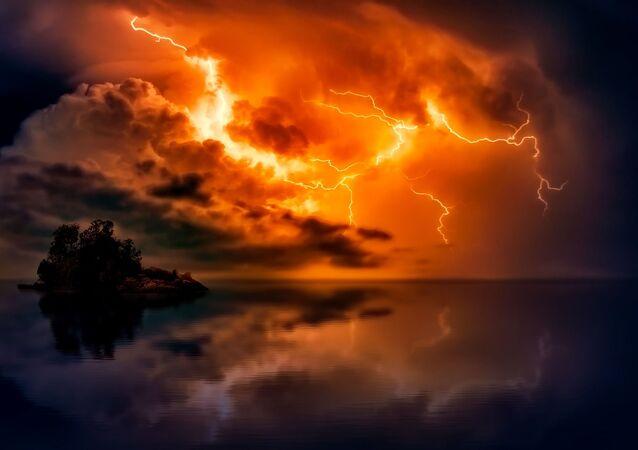 Tempestade elétrica