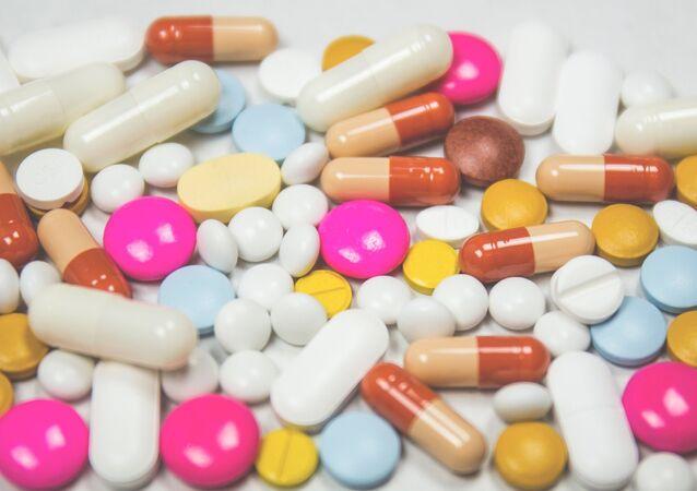 Medicamentos (imagem referencial)