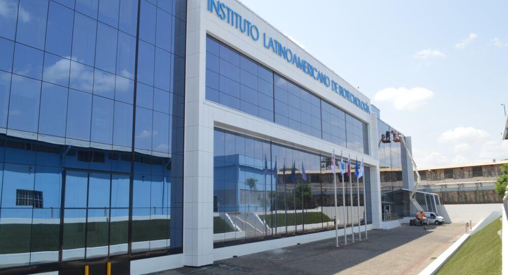 Instituto Latino-Americano de Biotecnologia Mechnikov em Nicarágua
