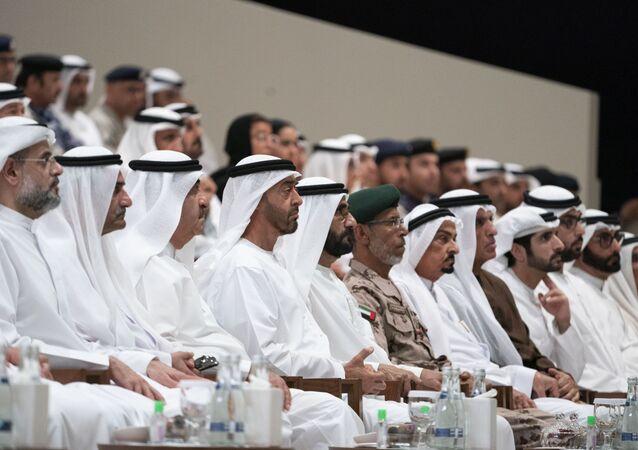 Autoridades dos Emirados Árabes Unidos (foto de arquivo)
