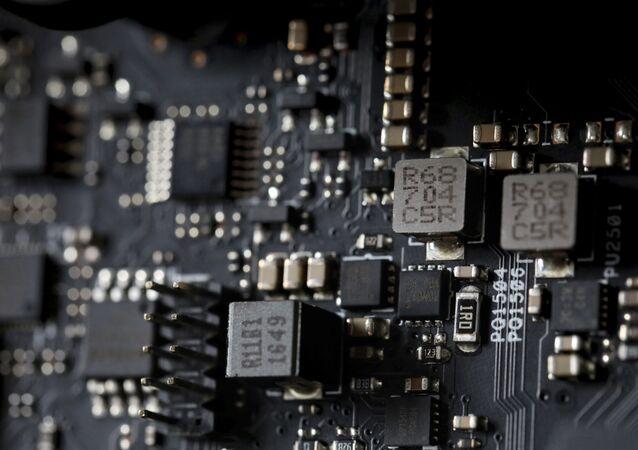 Parte interna de computador (foto referencial)