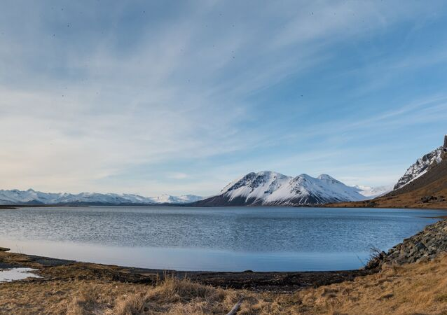 Fiorde na Islândia (imagem referencial)