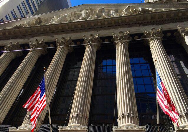 Mercado bolsista dos EUA (imagem referencial)