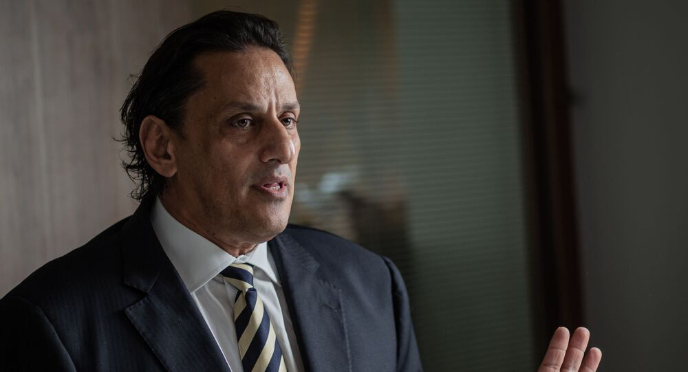 Frederick Wassef, ex-advogado do presidente Jair Bolsonaro