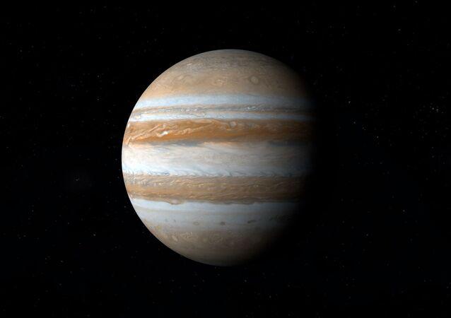 Júpiter (imagem referencial)