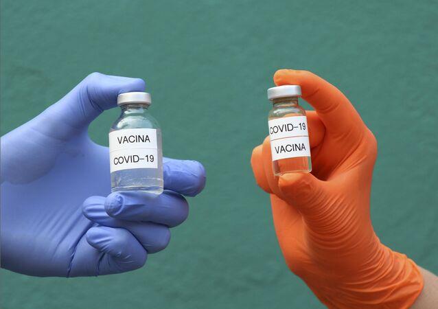 Diversos laboratórios e institutos de pesquisa estão desenvolvendo vacinas para a COVID-19