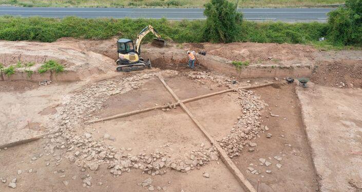Descoberta de túmulos nos arredores da comuna francesa de Capendu