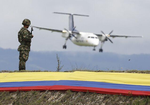 Força Aérea colombiana