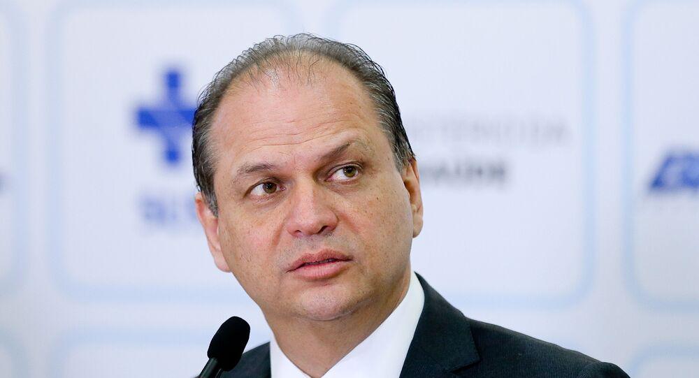 Deputado federal Ricardo Barros (PP-PR)