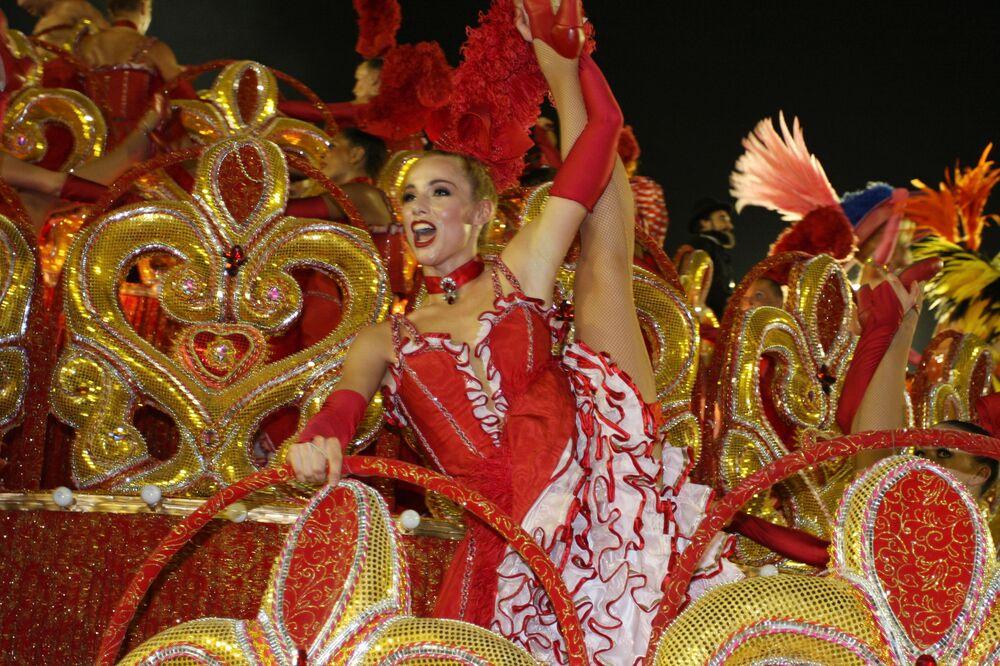 Carnaval do Rio de Janeiro, 2009
