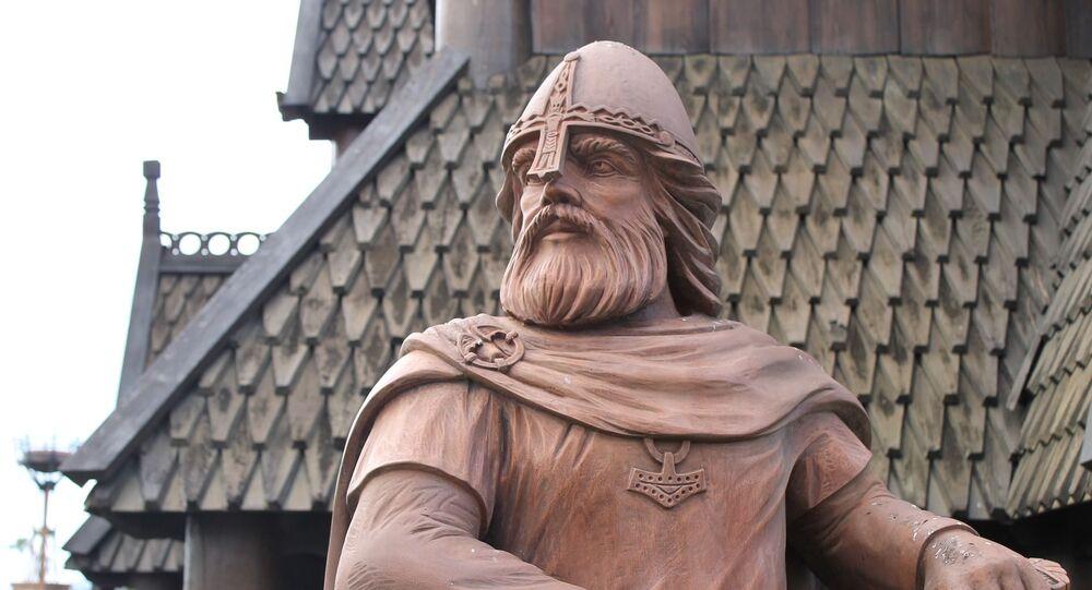 Templo viking