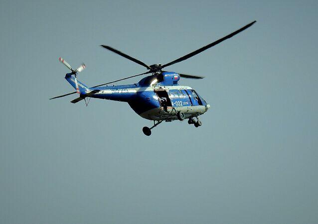 Helicóptero (imagem referencial)